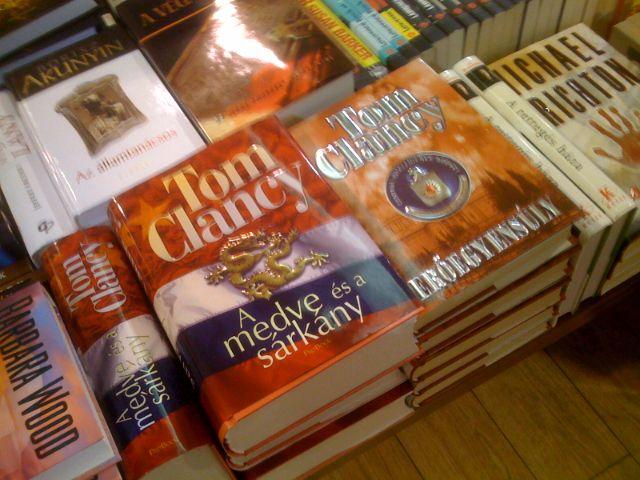 Tom Clancy: A medve és a sárkány