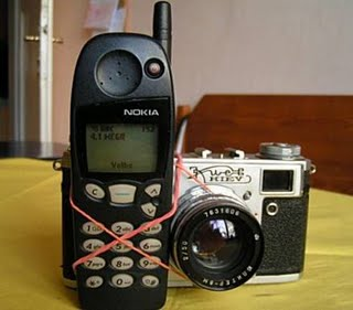Fényképezős mobiltelefon