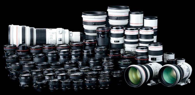 Canon termék fotó