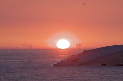 Nyugovóra térés… egy hajóroncs végnapjai