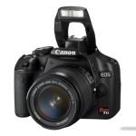 Megjelent a Canon 500D