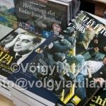 Egy könyvkiállítás könyvei