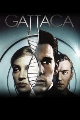 GATTACA DVD borító
