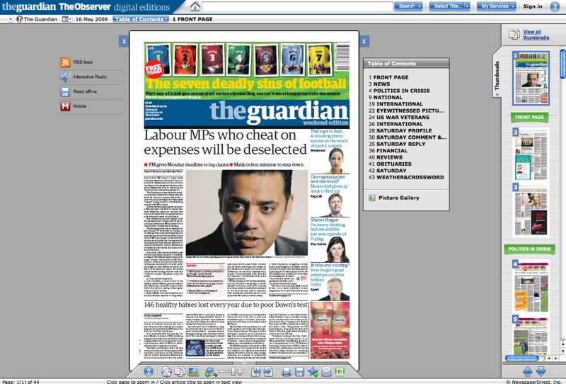 The Guardian Digital