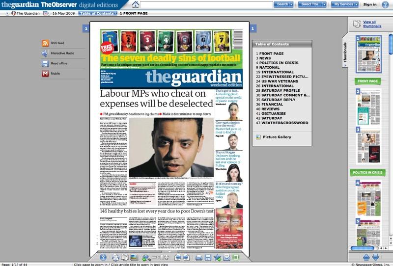 The Guardian Digital