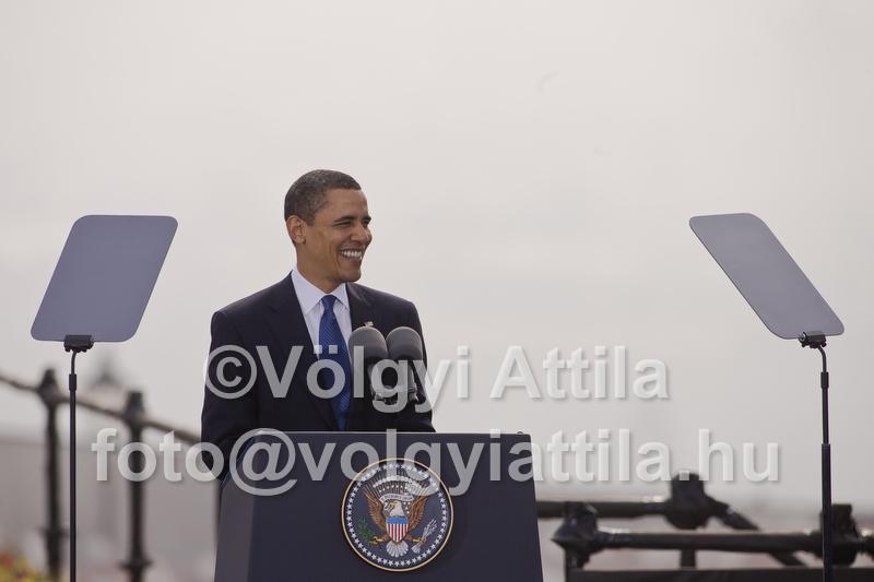 Barack H. Obama elnök