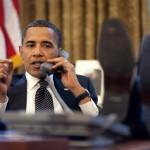Obama hadba lépett?