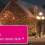 Karácsonyi T-Mobile dal