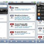 Szolgálati közlemény: Blog olvasás a mobilon