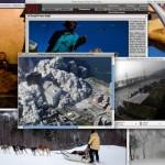 Galéria válogatás: olimpia, havazás, tél, USA, India, Irán, Budapest