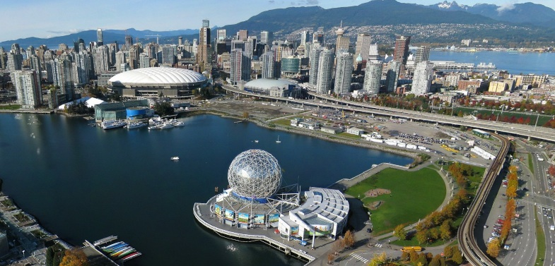 VancouverAerial