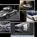 Galéria válogatás: Egy autókiállítás képei – Genf