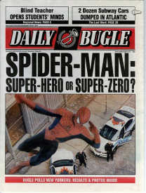 DailyBugleSpidermanCover