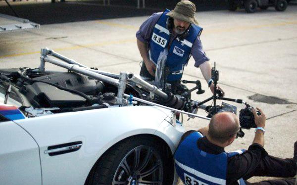 BMW reklam dslr camera mount3