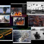 Galéria válogatás: zavargás Athénban, Olajfolt a tengeren, emlékezés Vietnámra, és Budapest 100 évére
