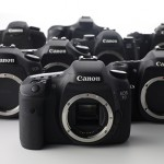 A Canon túl a 40 millió DSLR vázon
