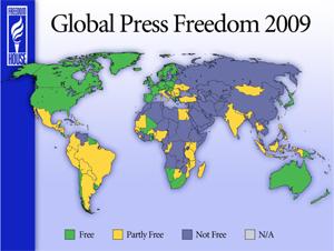 Press-freedom-map-2009