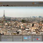 26,76 gigapixeles panoráma fotó Párizsról