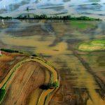 Bámulatosan szép légifotók az árvízről