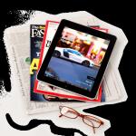 Látványos új iPad magazin régi tartalommal
