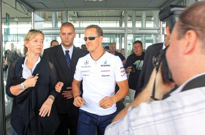 Schumacher-Mercedes-Andrea_Kovesdi