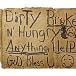 Utcán élő, hajléktalan fotós levele