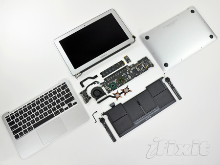 MacBookAir-parts-iFixIt