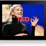 iPad alkalmazás a TED-től