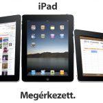 iPad Magyarországon