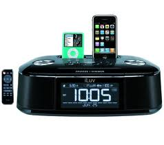 iPod-dock-speaker