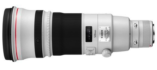 CanonEF500-4L-IS-II-USM