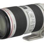 Ojektív frissítés: Canon EF 70-200/2.8 L IS II USM