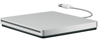 Apple-USBexteralSuperDriveDVD