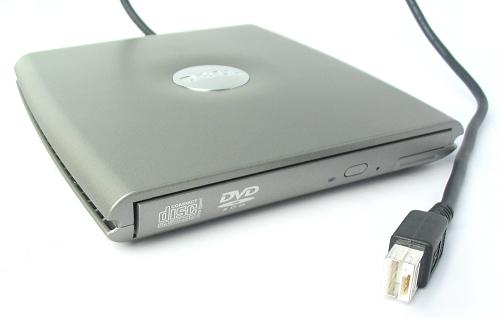 Dell-USBexternalDriveDVD