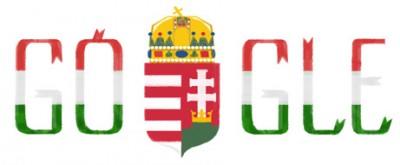 Google logo 2015. március 15.