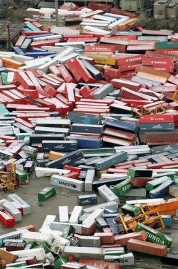 Sendai-port-cargo-containers-photoReutersKyodo