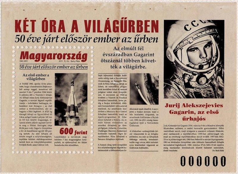 Gagarin_belyeg-magyar-posta