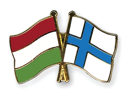 Hungary-Finland-flag-pin