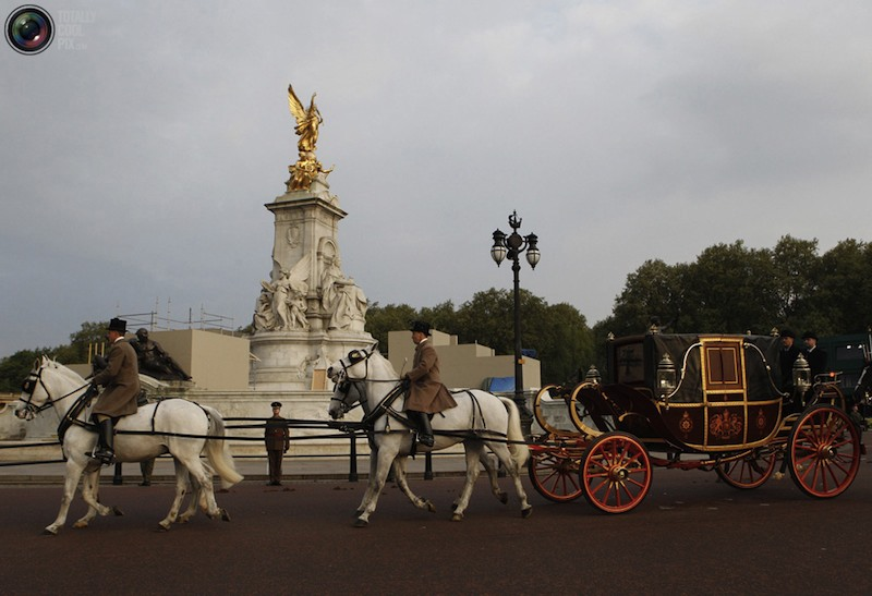 BRITAIN-WEDDING/