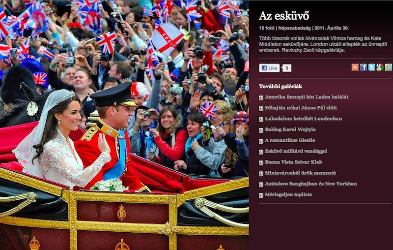 RoyalWedding-photoReviczkyZsoltNepszabadsag