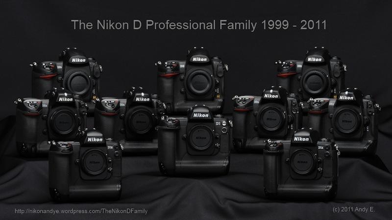 Nikon-pro-family