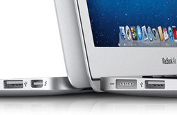 MacBookAir-Thunderbolt-Connections