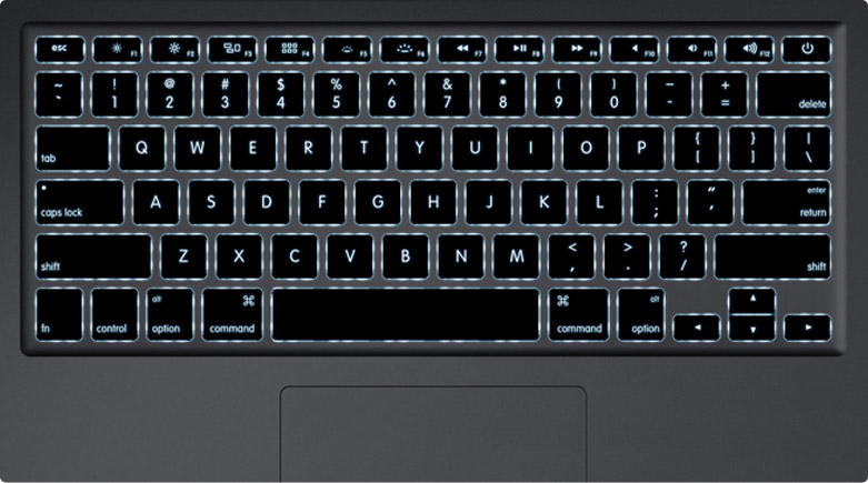 MacBookAir-backlitKeyboard