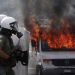 Újabb zavargás Görögországban