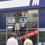 Megnyitott az Euronics Megaáruház