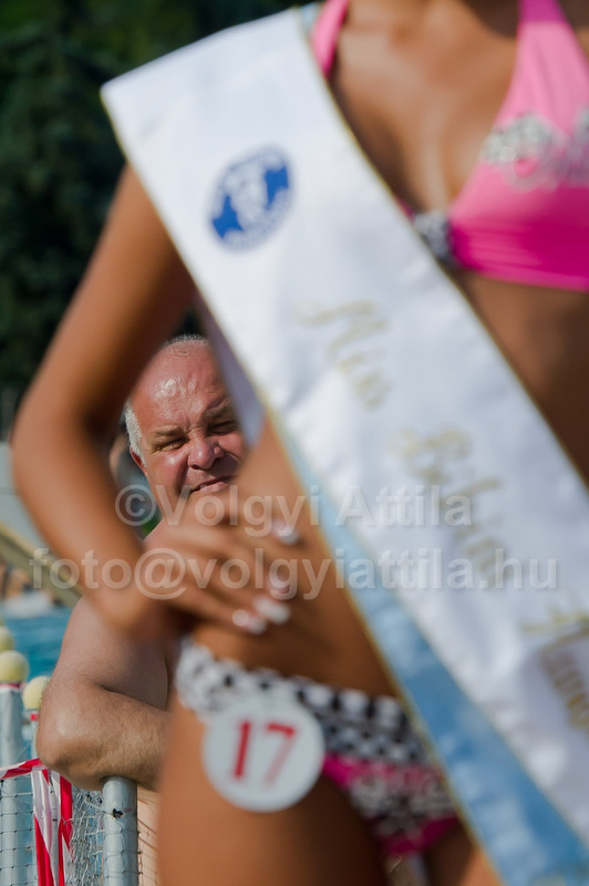 Miss bikini hungary 2014