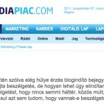 Új helyen folytatódik a MédiaBlog