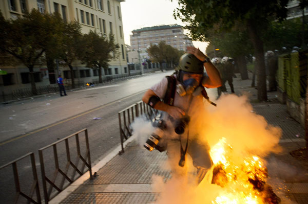 Fotó: Yannis Behrakis/Reuters
