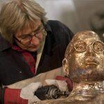Az MTI is lefotózta Steve Jobs készülő szobrát