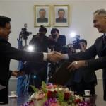 Az AP nyerte meg a hírversenyt Észak-Koreában